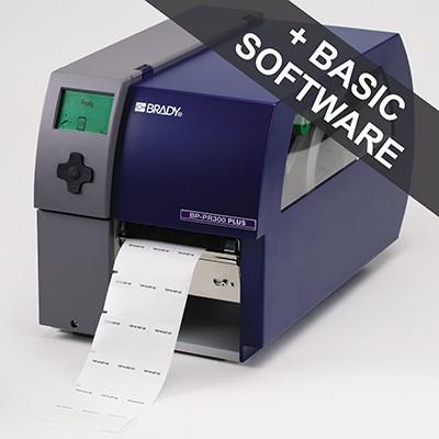 360540 - BradyPrinter Drucker, 203dpi, 220V