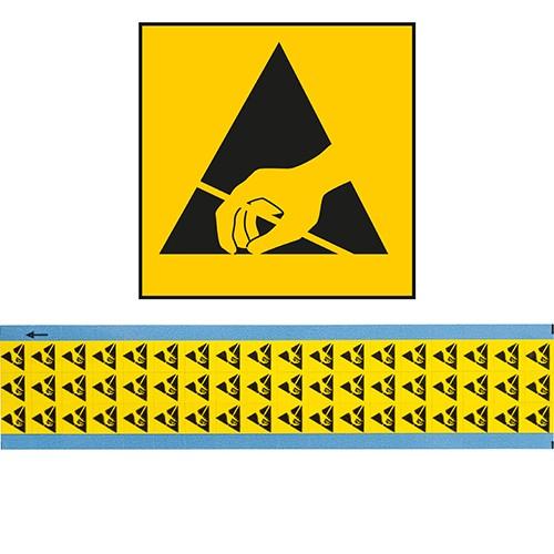 013913 - Elektrostatische Hinweisschilder