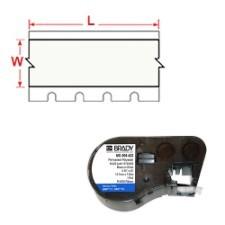 143242 - Etiketten für BMP41/BMP51/BMP53 Etikettendrucker