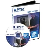 147999 - Brady Workstation Print Partner auf CD für 1Anwender