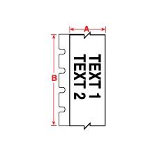 018330 - Polyesterband für M611, BMP61 und BMP71