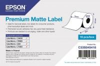 tt1103 - Epson Etikettenrolle, Normalpapier, 76mm
