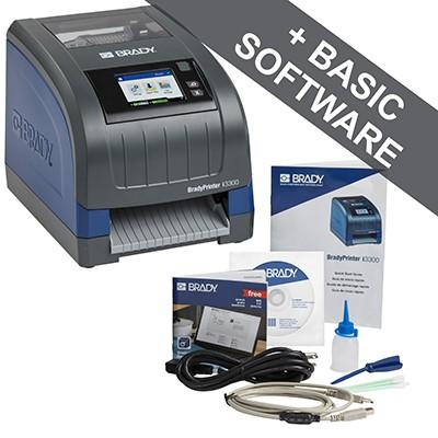 149551 - i3300 Etikettendrucker für die Industrie – US