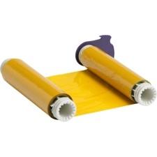 013518 - BBP85 Farbband 220 mm, einfarbig, Gelb
