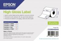tt1485 - Epson Etikettenrolle, Normalpapier, 76x127mm