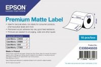 tt1487 - Epson Etikettenrolle, Normalpapier, 102x152mm