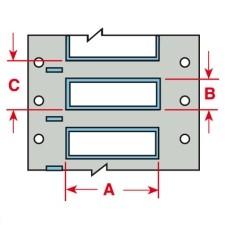 140934 - Halogenfreie PermaSleeve Schrumpfschläuche mit geringer Rauchentwicklung für die Drucker BB