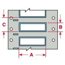 140931 - Halogenfreie PermaSleeve Schrumpfschläuche mit geringer Rauchentwicklung für die Drucker BB