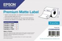 tt1495 - Epson Etikettenrolle, Normalpapier, 102x76mm