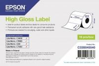 tt1538 - Epson Etikettenrolle, Normalpapier, 102x76mm