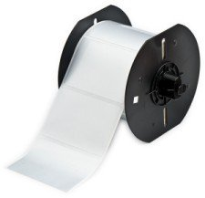 142955 - Metallisierte Polyesteretiketten für die Drucker BBP33/i3300