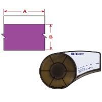 139734 - Vinylband für BMP21-PLUS; BMP21-LAB; BMP21; IDPAL; LABPAL