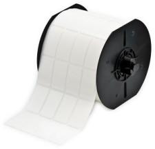 143073 - Wiederablösbare Etiketten aus Vinylgewebe für die Drucker BBP33/i3300