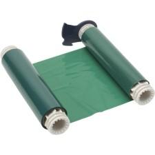 013516 - BBP85 Farbband 220 mm, einfarbig, Grün