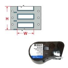 143223 - PermaSleeve Schrumpfschläuche zur Kabelkennzeichnung für BMP41/BMP51/BMP53 Etikettendrucker