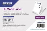 tt1652 - Epson Etiketten, Kunststoff (Polyethylen), 203x152mm