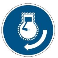 135525 - Motor starten bei Aussetzvorgang–ISO 7010