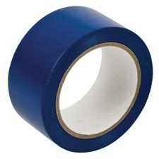 058220 - Bodenmarkierband, Blau, 50 mm x 33 m, Vinylband (B-726)