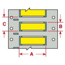 133979 - PermaSleeve Schrumpfschläuche aus Polyolefin für die Drucker BBP33/i3300