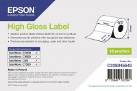 tt1669 - Epson Etikettenrolle, Normalpapier, 76x51mm