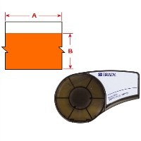 142796 - Vinylband für BMP21-PLUS; BMP21-LAB; BMP21; IDPAL; LABPAL